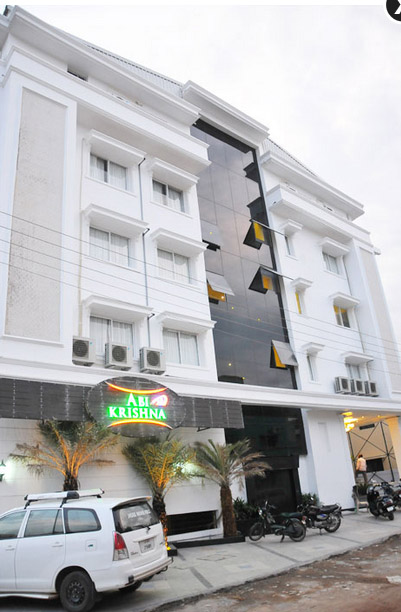 ABI Krishna Hotel Pondicherry