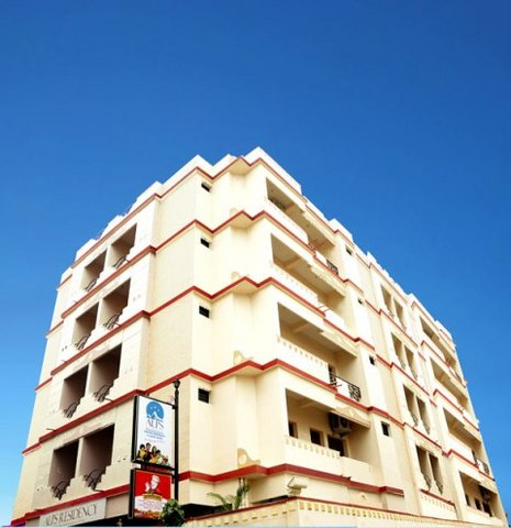 Alps Residency Hotel Pondicherry