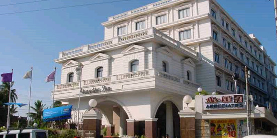 Anandha Inn Hotel Pondicherry