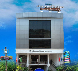 Anandham Residency Hotel Pondicherry