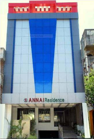 Annai Residence Hotel Pondicherry