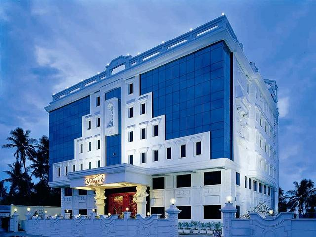 Annamalai International Hotel Pondicherry