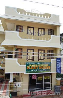 Aravind Auro Guest House Pondicherry