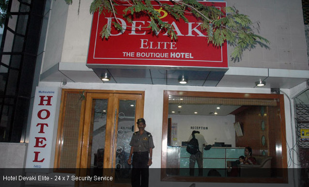 Devaki Elite Hotel Pondicherry