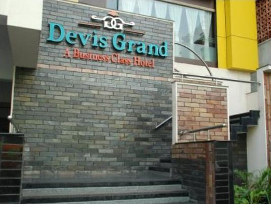 Devis Grand hotel Pondicherry