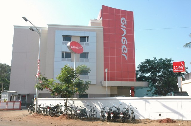 Ginger Hotel Pondicherry