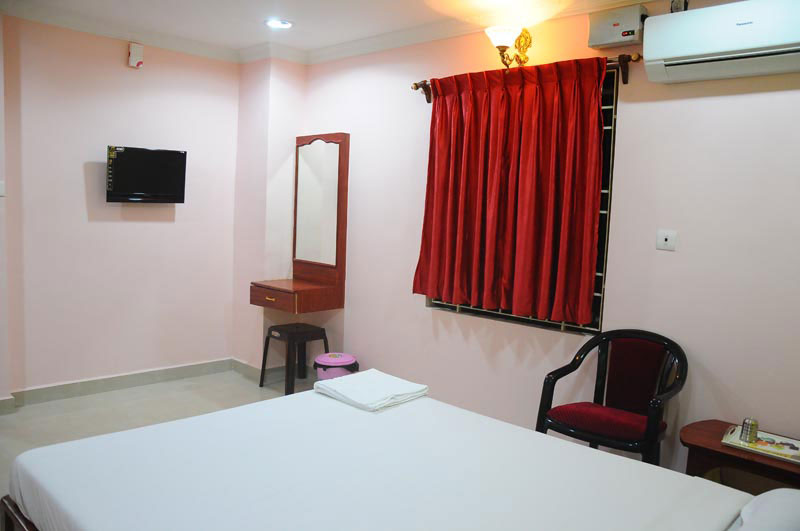 Golden Sun Guest House Pondicherry