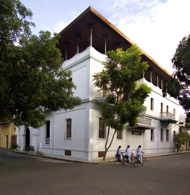 Le Dupleix Hotel Pondicherry