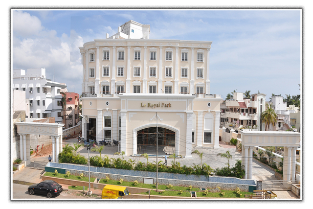 Le Royal Park Hotel Pondicherry