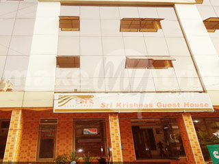 Sri Krishna Guest House Pondicherry