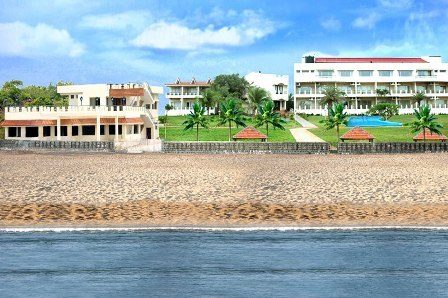 St James Court Beach Resort Pondicherry