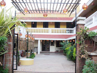 The Neem Tree Hotel Pondicherry