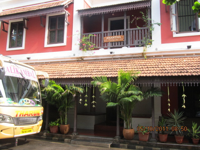 Anantha heritage hotel pondicherry rooms rates photos reviews deals contact no and map Budget hotels in pondicherry with swimming pool